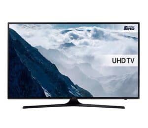 75 Inch UHD Monitor Rental