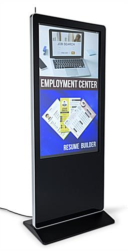 55 Inch Touch Screen Kiosk Rentals