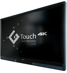 4K Touch Screen Monitor Rentals