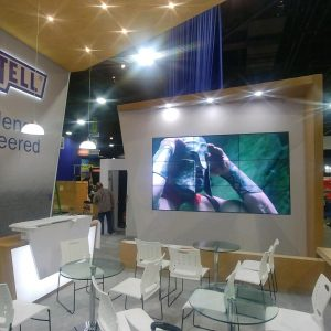 Seamless Video Wall Rentals