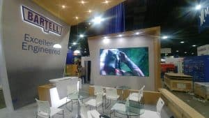 New Orleans Audio Visual Rentals for Events & Trade Shows Include Seamless Video Wall Rental, LED Video Wall Rental, LED Monitor Rental, and Touchscreen Monitor Rentals.