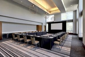 Meeting and Seminar Projector and Projection Screens